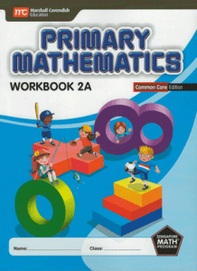 Primary Mathematics Common Core 2A