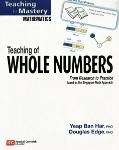 Teaching of Whole Numbers by Yeap Ban Har