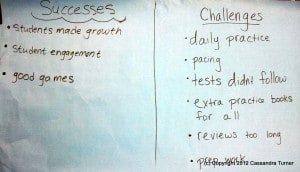 Grade 1 challenges and successes with Singapore math