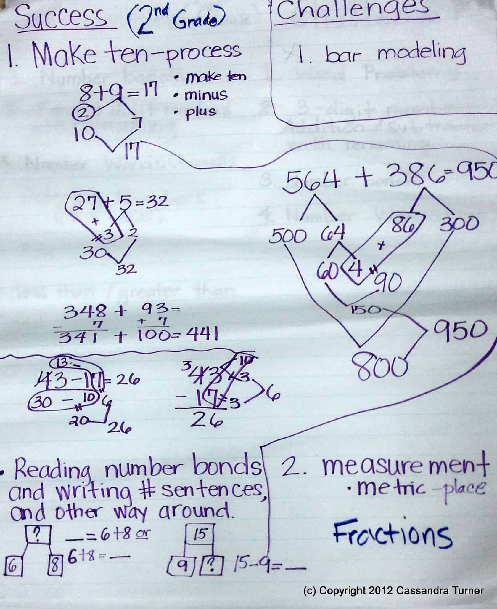 Singapore math challenge, grades 5 - 8 problems and solutions