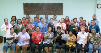 Singapore Math Teacher, trainer and consultant with teachers in the Republic of Palau