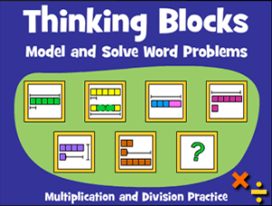 Thinking Blocks Multiplication & Division