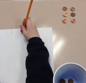 Parnassus pennies
