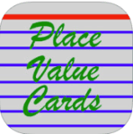 Place Value Cards iPad app