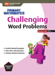 Challenging Word problems Common Core 4