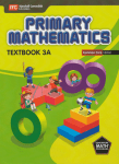Pimary Mathematics Common Core Textbook 3a