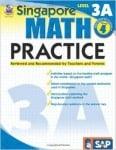 carson Dellosa Singapore Math Practice 3a