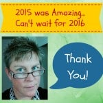 Giving Thanks – Reflecting on An Outstanding 2015